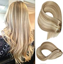 Best cheap hair extensions blonde Reviews