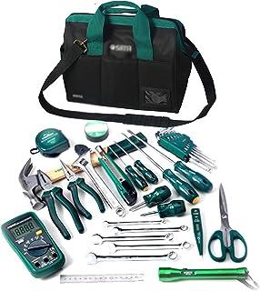 tool kit for home 32 قطعة محمولة للتركيب والصيانة كيت اليومية التركيبات الكهربائية والصيانة مجموعة شاملة من أدوات الأجهزة ...