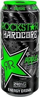 Rockstar Energy Drink Hardcore, Apple, 24 Count