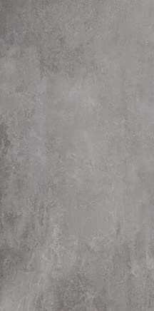 Steingut Fliesen Steinoptik Gl/änzend Wandfliesen Meggie L/üster Wei/ß Grau Bad Wc Sanit/är 30x60cm