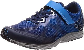 [スーパースター] 運動靴 究極軽 19cm~26cm 0.5cm対応 キッズ SS J883