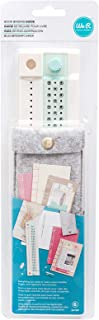 We R Memory Keepers 0633356604433 Tool Journaling-Book Binding Guide (6 Piece), Multi