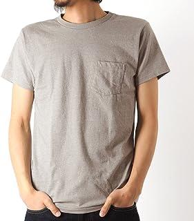 [べルバシーン] Velva Sheen 1パック モックツイスト クルーネック Tシャツ 1PAC S/S MOCK TWIST CREW NECK TEE 161275