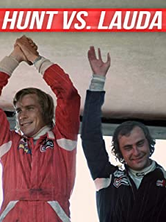 Hunt vs Lauda: F1's Greatest Racing Rivals
