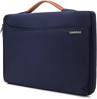 tomtoc Laptop Sleeve for Microsoft Surface Pro X/7/6/5/4/3, 13-inch MacBook Air with Retina Display A2179 A1932, MacBook Pro with USB-C A2251 A2289 A2159 A1989 A1706 A1708, Waterproof Tablet Case Bag
