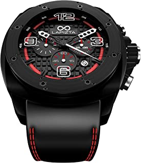 ORYX Racing Watch from LAPIZTA. Men's Chronograph Oversized Watch 48mm.