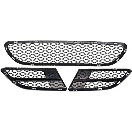 09-11 BMW E91 328i 4dr Front Bumper Grille Center Mesh Bm1036126 for 51117198906