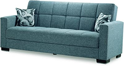 Amazon.com: BEYAN Stella Collection Chenille Upholstered ...