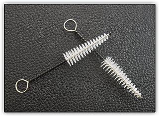 2 Cepillos de limpieza / mantenimiento Soundman® - 2 pzs. Cepillos de boquilla para instrumentos de viento (trompa, trompeta, bombardino, corneta, tuba, trombón,etc.) 2 piezas