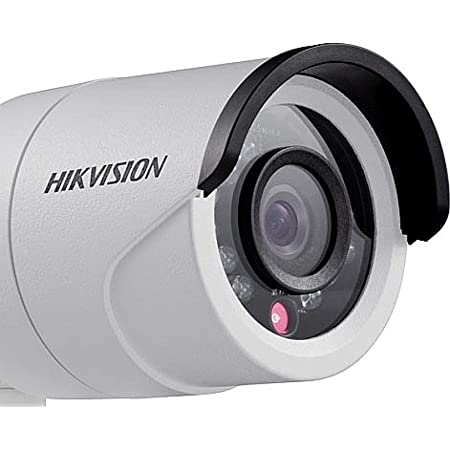 HIKVISION 720p HD Security Camera, White