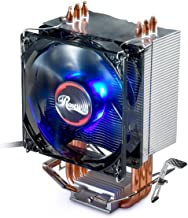 CPU Cooler with PWM CPU Cooling Fan & 3 Direct Contact CPU Heatsink Pipes Support Intel i3/i5/i7 CPU Socket LGA 775/1366/1...
