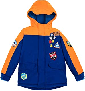 Disney Mickey Mouse Winter Jacket for Boys Multi