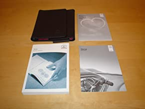 TOYOTA VERSO OWNERS MANUAL HANDBOOK c/w WALLET (2009 - 2015) - 1.6 LITRE 1ZR-FAE ENGINE 1.8 LITRE 2ZR-FAE 2.0 LITRE 1AD-FTV DIESEL 2.2 LITRE 2AD-FHV TURBO DIESEL ENGINE - OWNER'S HAND BOOK MANUAL