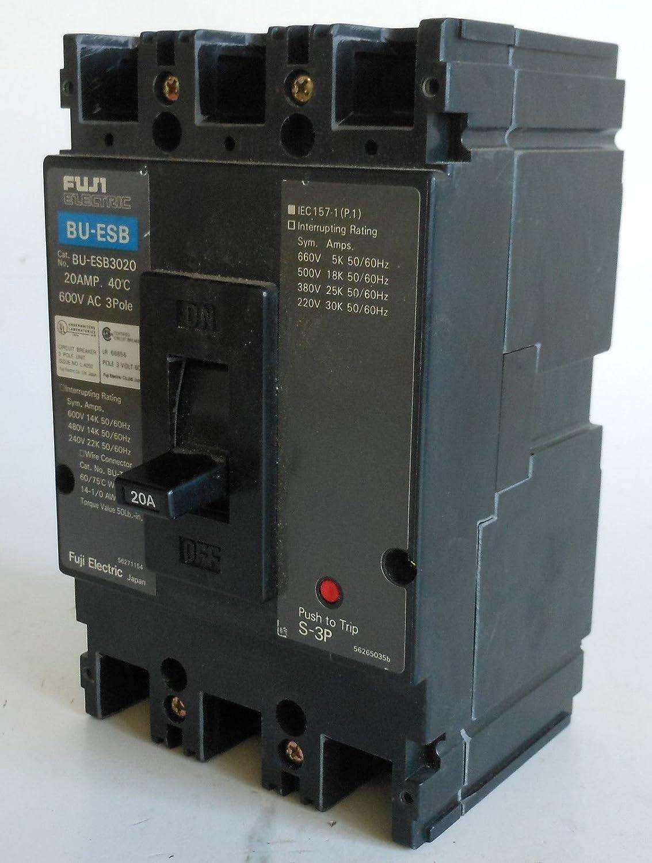Fuji Electric Circuit New discount BU-ESB3020 Breaker Overseas parallel import regular item