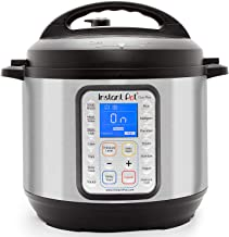 Instant Pot Duo Plus 9-in-1 Electric Pressure Cooker, Slow Cooker, Rice Cooker, Steamer, Saute, Yogurt Maker, and Warmer|8 Quart|11 One-Touch Programs