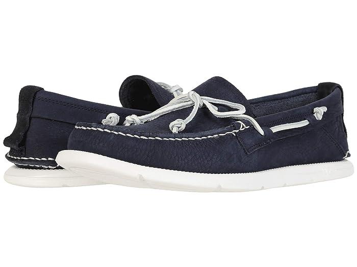 UGG  Beach Moc Slip-On (True Navy) Mens Shoes