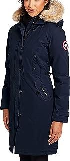 Canada Women's Luxury Fashion Kensington Parka Coat Goose Feather Down Jacket