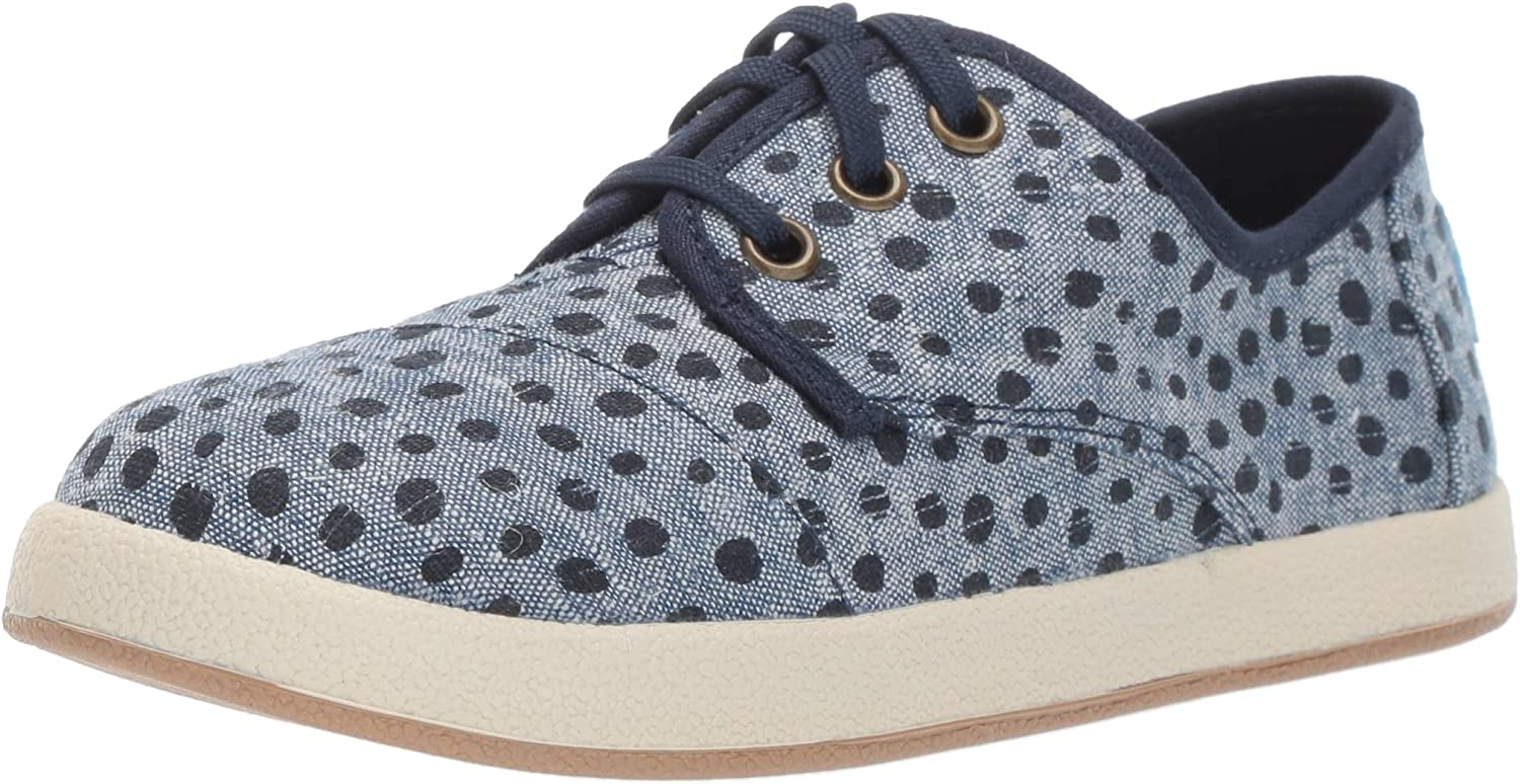 TOMS Al sold out. Unisex-Child Paseo Spring new work Sneaker