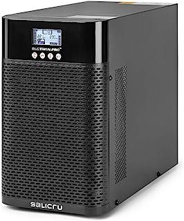 Salicru SLC 3000 Twin PRO2 – Sistema de Alimentación Ininterrumpida (SAI/UPS) de 3000 VA On-Line Doble conversión