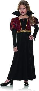 UNDERWRAPS unisex-baby Little Girl's Vampire Costume Dress Costumes