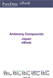 Antimony Compounds in Japan: Market Sales