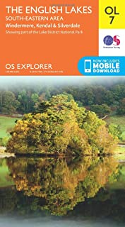 Lakes SE (OS Explorer Map)