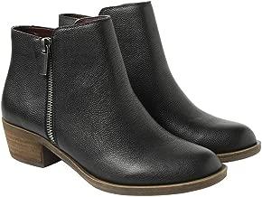 Best kensie ladies leather short boot Reviews