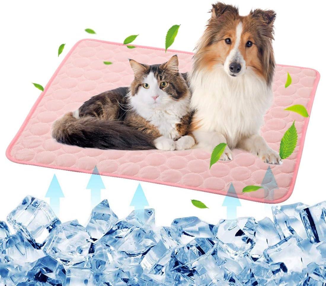 SOMOYA Washable Summer Cooling Non-Toxic Mat