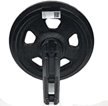 New Heavy Equipment Mini Excavator Front Idler Wheel Fit for Yanmar VIO27-2 Excavator Parts