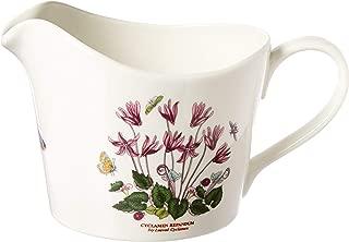 Portmeirion 632806 Botanic Garden Sauce Jug & Ladle, White