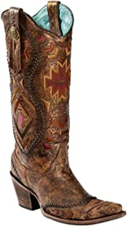 CORRAL Women's C2872 Western Boot