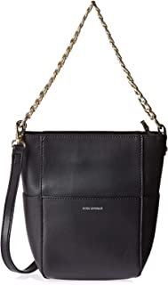 Miss Unique Leather Bag For Women - Tote Bag Black, J181002-2