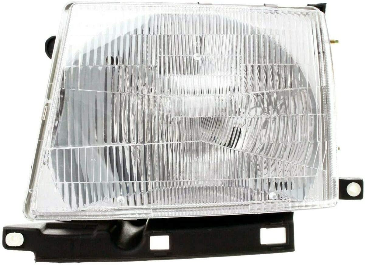 Headlight Compatible New life with 98-2000 Toyota Max 49% OFF Limited DLX SR5 Tacoma