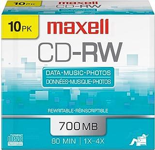 Maxell 630011 10-pk Jewel Case
