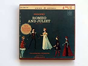 Prokofiev, Romeo & Juliet, pre-recored 5