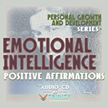 Personal Growth and Development Series: Emotional Intelligence Positive Affirmations audio CD