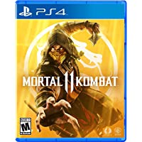Video Game Sale: Mortal Kombat 11 PS4