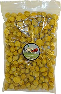 Original Morel Distribution Company Products (Japanese Garlic-AJO Japones) (100% Natural) Choose Your Count Per Bag: 150 (7.0 Oz), 250 (12.0 Oz), and 400 (18 Oz)