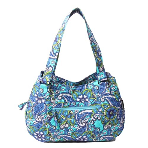 3a03885dd Quilted Cotton Handle Bags Shoulder Bag