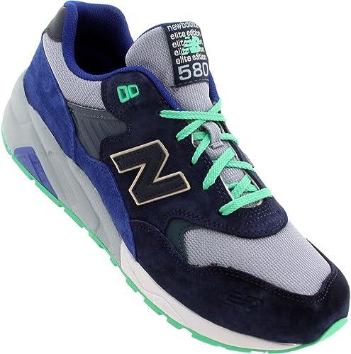 New Balance - 580OV - 3337800 - Couleur  Bleu - Pointure  44.0