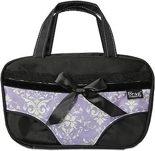 حقيبة الملابس الداخلية للسفر - سراويل داخلية ومنظم بيكيني حقيبة تخزين