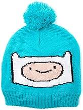 Adventure Time Finn Bobble Beanie (Blue)