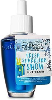 【Bath&Body Works/バス&ボディワークス】 ルームフレグランス 詰替えリフィル フレッシュスパークリングスノー Wallflowers Home Fragrance Refill Fresh Sparkling Snow [並行輸入品]