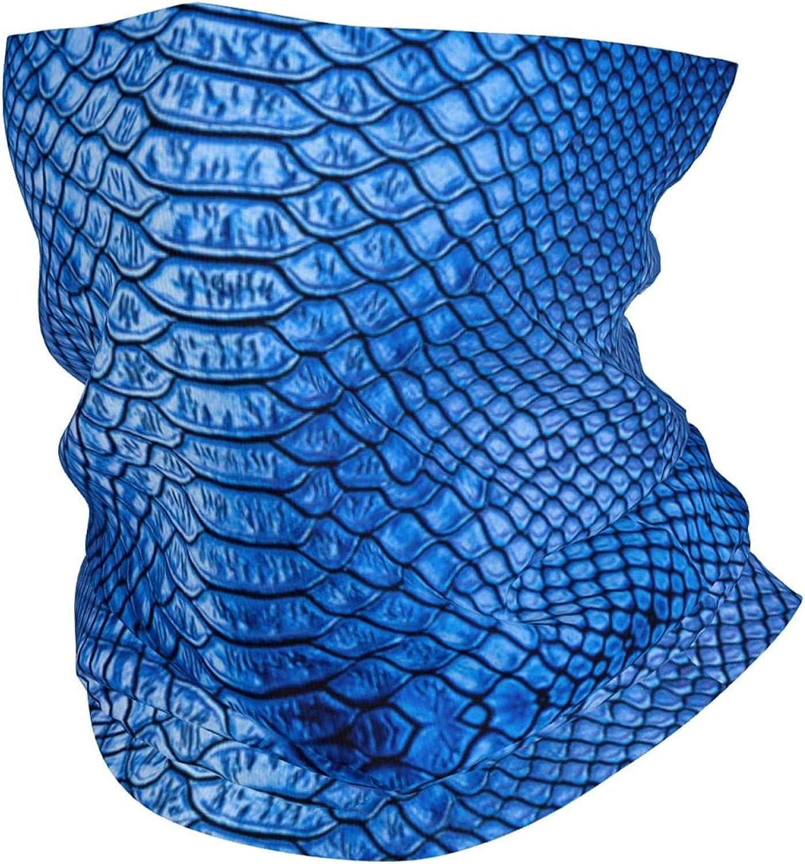 Snake Skin Multifunction Face Balaclava For Men Women Protection Face Mask Bandana Mask Neck Protection Scarf