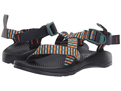 Chaco Kids Z/1 Ecotread (Toddler/Little Kid/Big Kid) (Tartan Multi) Boy