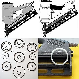 O-ring + LB3500 Firing Valve Kit for Senco SN4 + SN70 Framing Nailer