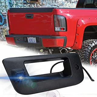 $59 » Rear View Camera Compatible with Chevy Silverado and GMC Sierra Years 2007-2013 Backup Tailgate Handle Camera, Tailgate Do...