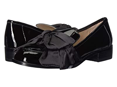 Botkier Corinne (Black Satin) Women