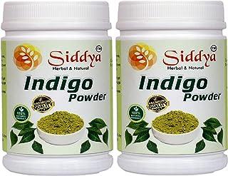 Siddya Organic Indigo Powder 200 grm (Indigo 200 Gm)