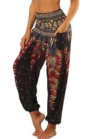 Pantalones De Yoga Para Mujer Amazon Es
